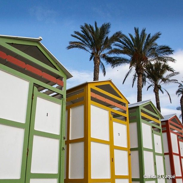 S'Agaró - Costa Brava  #beach #colours #sun #summer   www.vaque.cat