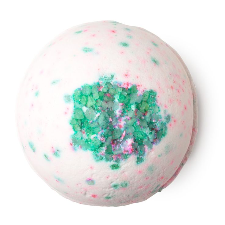 Reviewing Product : Lush Product Review: Bath Bomb Sakura