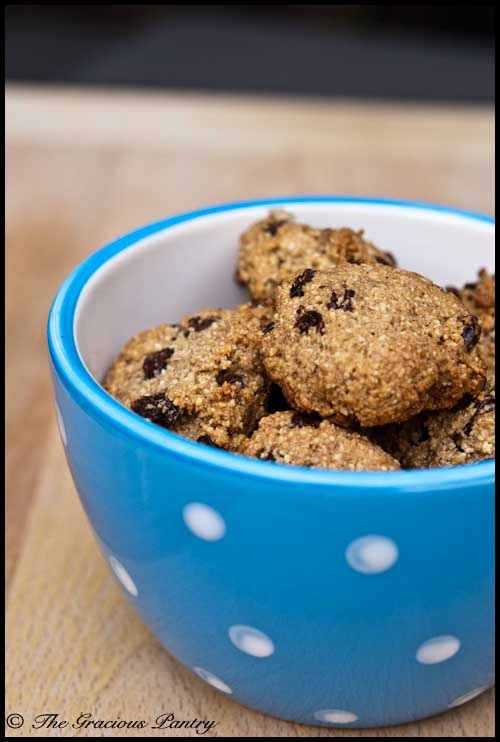 Clean Eating Oatmeal Raisin Cashew Cookies (Click Pic for Recipe) I completely swear by CLEAN eating!!  To INSANITY and back....  One Girls Journey to Fitness, Health, & Self Discovery.... http://mmorris.webs.com/