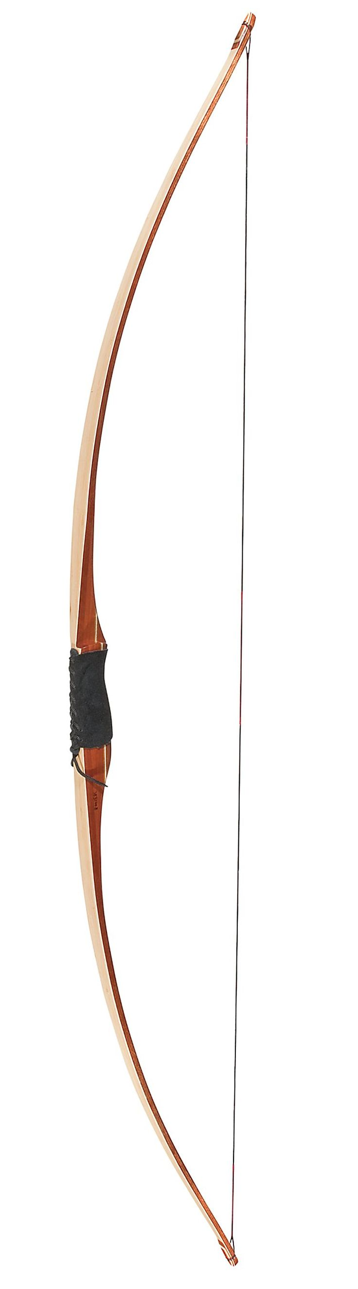 American flatbow as Howard Hill used. Not period.  English bows (and Viking bows) were D shaped in cross section.