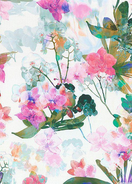 belle fleuer - orchid dreams - petal pink