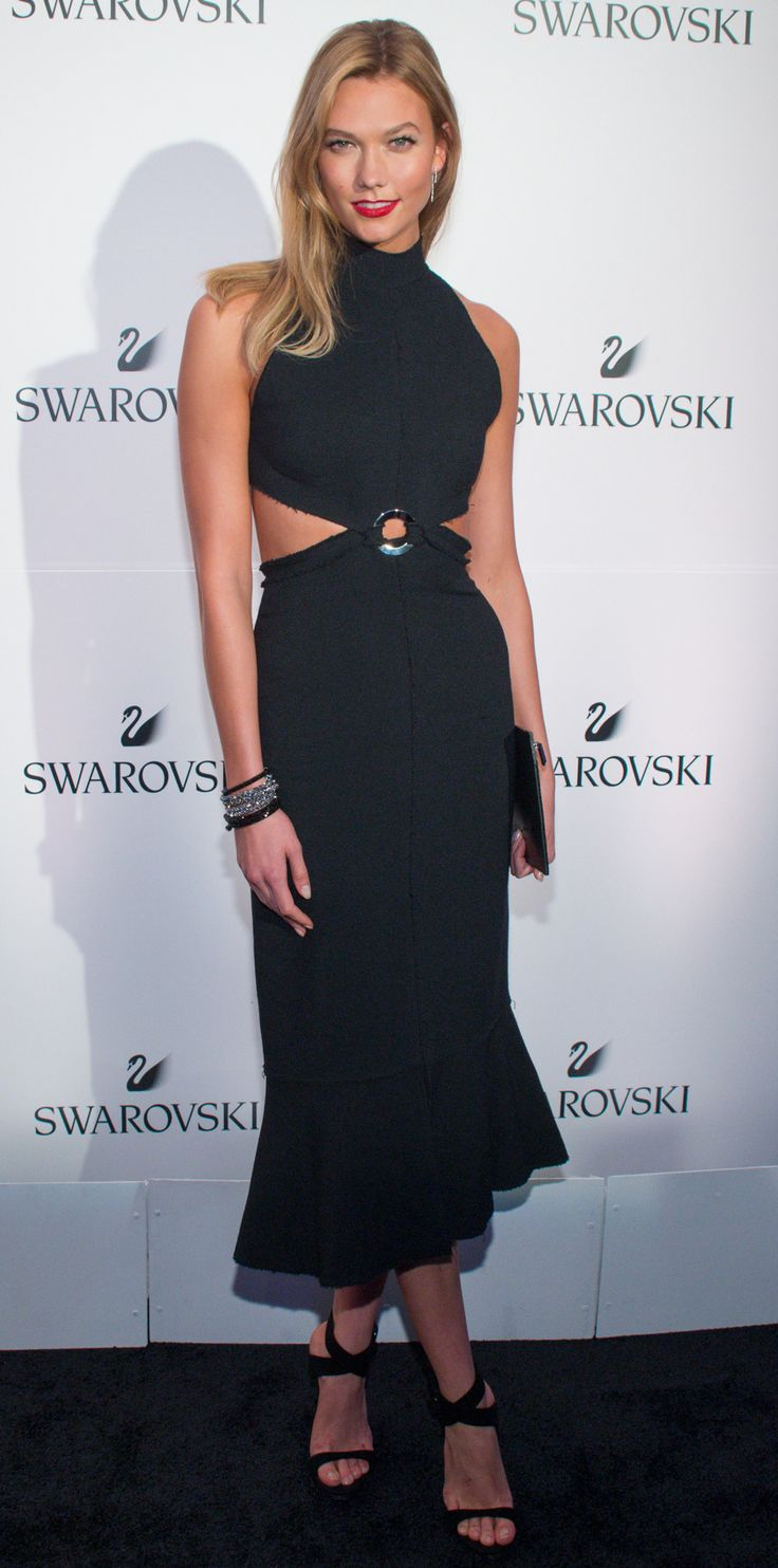 Look of the Day - Karlie Kloss from InStyle.com