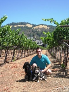 with the kids in Sonoma, CA: Kid