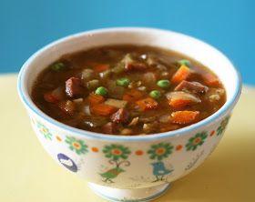 Coconut & Lime // Rachel Rappaport: Better Than Split Pea Soup