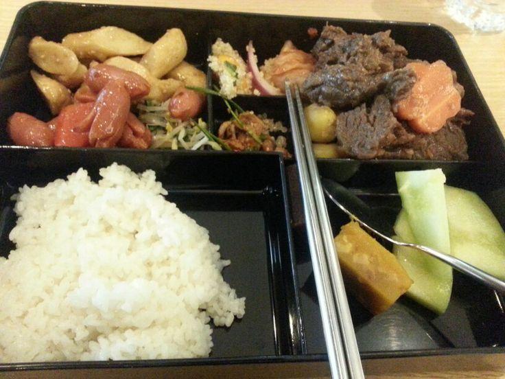 Google korea lunch...