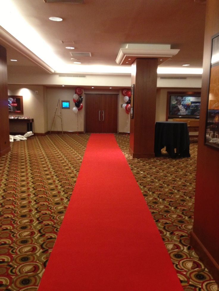 Red Carpet Entrance Prom Decor Pinterest Entrance