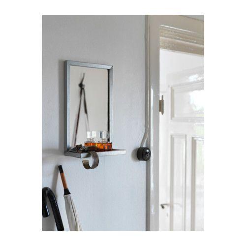 RYSSBY 2014 Miroir avec tablette  - IKEA