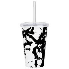Group acrobatics Acrylic Double-wall Tumbler