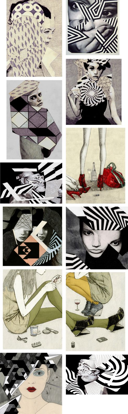 We're feeling kinda smitten with the work of Anna Higgie Draws. And yes