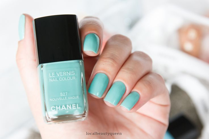 Chanel Le Vernis 527 Nouvelle Vague