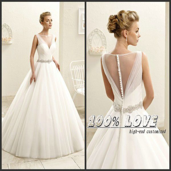 Find More Wedding Dresses Information about Free Shipping America ...