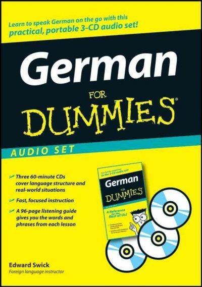 Michel Thomas - Learn German ( 8 CDs) CD 1 - 1/10 - YouTube