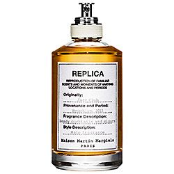 MAISON MARTIN MARGIELA - REPLICA Jazz Club Notes: Pink Pepper, Primofiore Lemon, Neroli Oil, Rum Absolute, Clary Sage Oil, Java Vetiver Oil, Tobacco Leaf Absolute, Vanilla Bean, Styrax Resin.