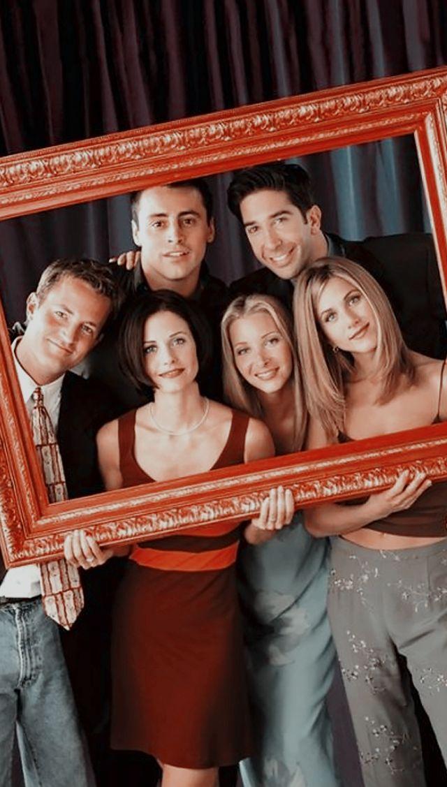 Pin de herrera ツ em Friends ori | Papel de parede de