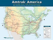 Traveling on a train to any where is sheer joy... just thinking about a trip makes me smile!!  Amtrak Photo. All Rights Reserved