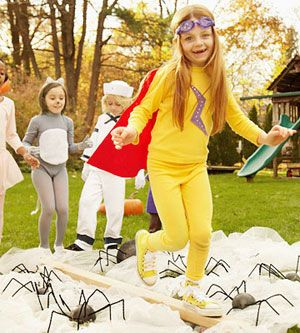 Kids games for Halloween Party