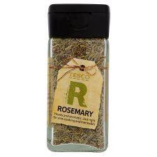 Tesco Dried Rosemary 27G