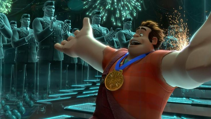 ♣Guarda Completo Movie♣ Wreck -It Ralph Streaming ₯ GRATIS ₯