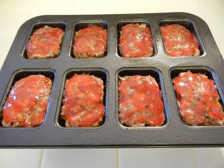 Chinese New Year meatloaves - I have this pan and have never had a recipe that I could make in it :-)