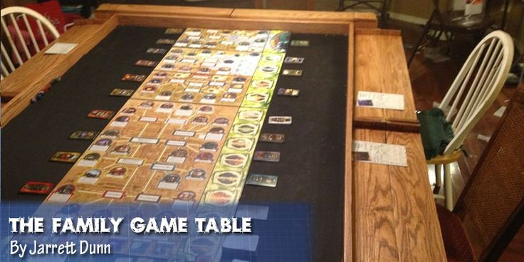 17 Best Images About Diy Board Gaming Tables On Pinterest