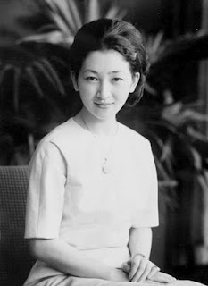 HIM Empress Michiko of Japan (1934- ) née Michiko Shōda