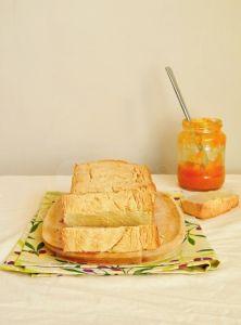100% paleo chlieb z mandľovej múky