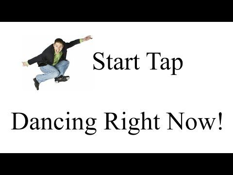 New #1 Beginner Tap Dance Lesson with Rod Howell - YouTube