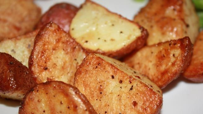 See how to roast reds, russets, Yukon golds, or whatever spud you've got handy. Find roasted potato recipes with spices and seasonings you'll love.