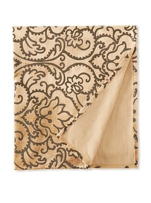 80% OFF Filling Spaces Jayne Throw, Brown/Chocolate, 50