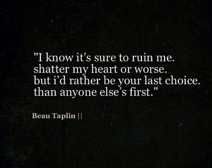 the wild heart beau taplin pdf