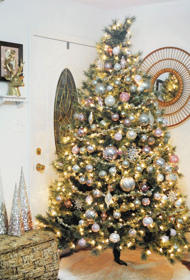 1314 best holiday d cor diy images on pinterest for Christmas trees at michaels craft store