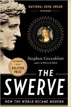 Book of the day - The Swerve: How the World Became Modern
