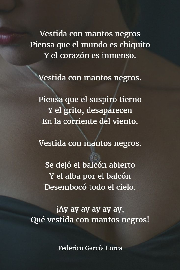 Poemas De Federico Garcia Lorca 11 Frases De Garcia Lorca Garcia Lorca Poemas Poemas