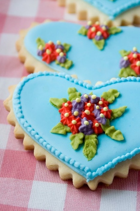 cookies recipe and tutorial -use google translator if you can't understand…