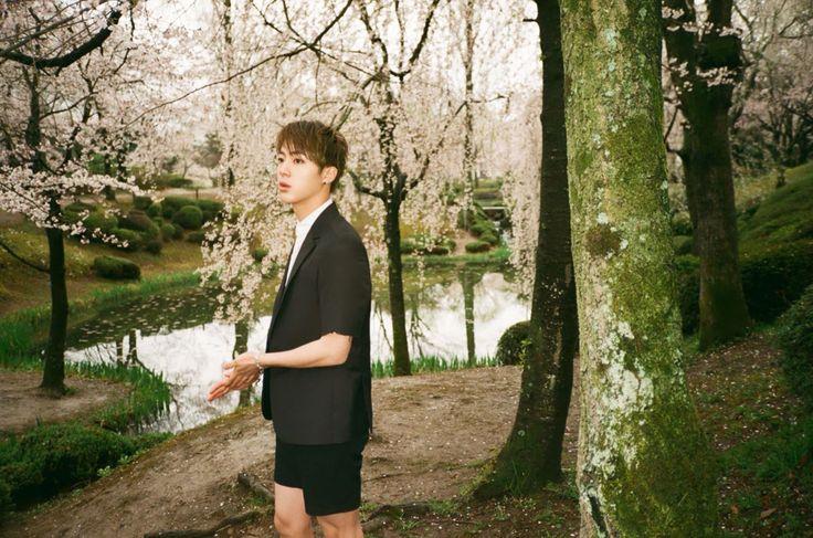 BTS [ Mood For Love : Blossom ] Jin