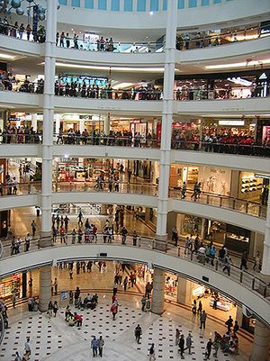The Top 5 Kuala Lumpur Shopping Malls