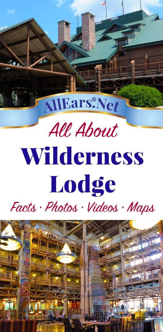 A Guide to Disney's Wilderness Lodge Resort at Walt Disney World   http://AllEars.net