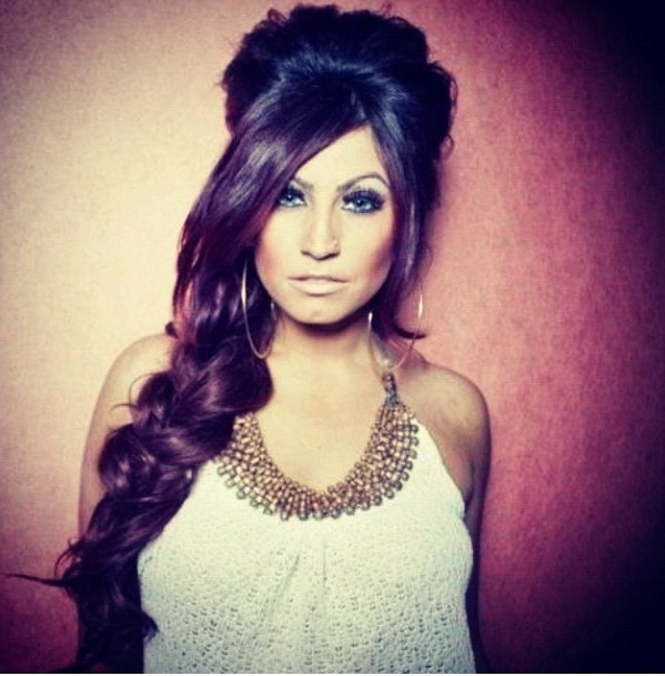 Tracy DiMarco hair