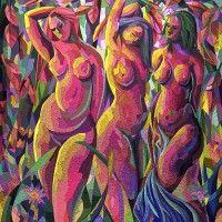 Rippingham Art - The Art Online Gallery -   The Judgement of Paris