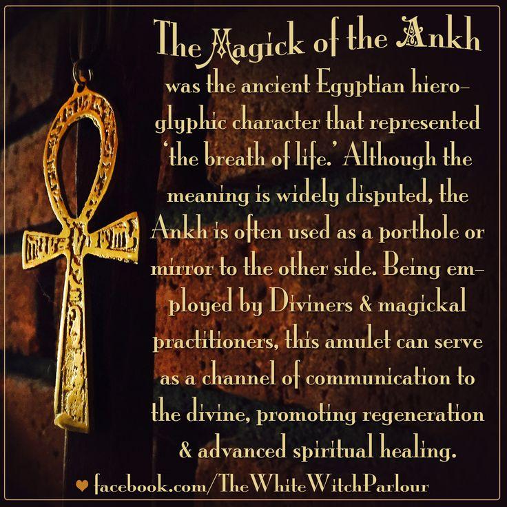 Death Witchcraft Symbols