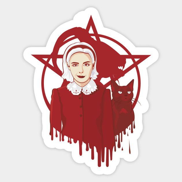 Pngs Tumblr 2019: Chilling Adventures Of Sabrina Fanart En 2019