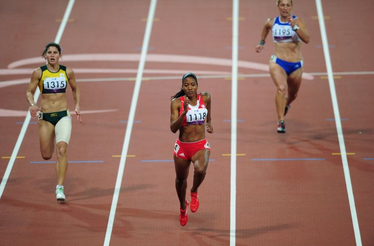 Omara Durand ran the fastest 100 meters in female para-athlete history – and she did it in the rain.