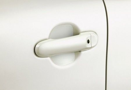 Nissan Door Handle Protection Foils (x2) - KE5371KA00