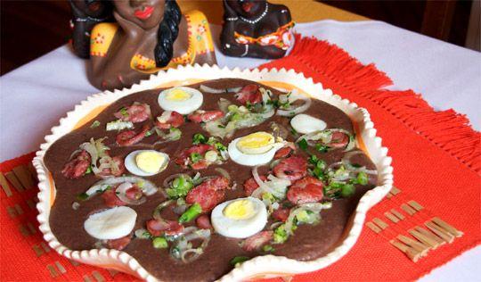 Tutu à Mineira - (processed beans)