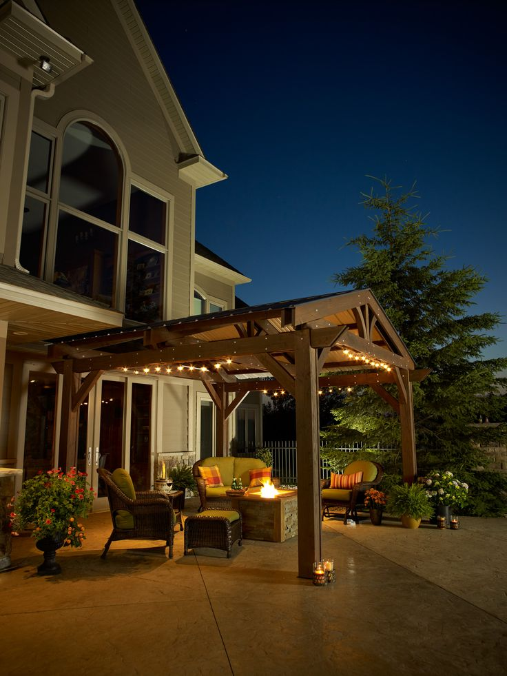 17 best images about pergolas by the outdoor greatroom for The great outdoor room