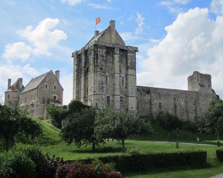 Château de Saint-Sauveur-le-Vicomte 50