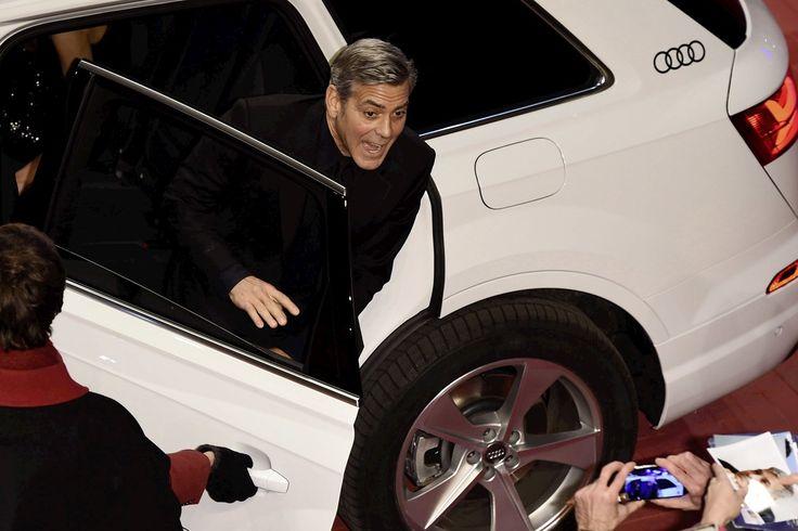 Berlinale 2016 George Clooney