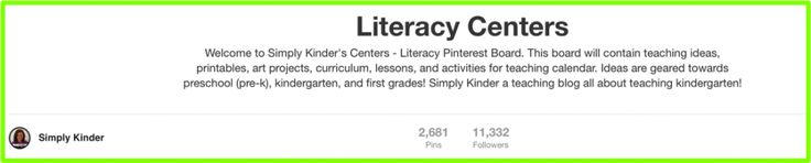 20 Teachers to Follow on Pinterest - Education to the Core