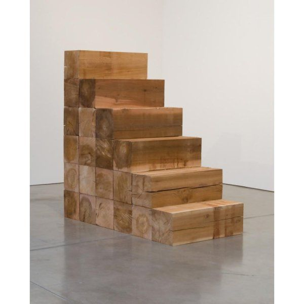Carl Andre Perfect Idea For Beneath A Window For Cats ( So