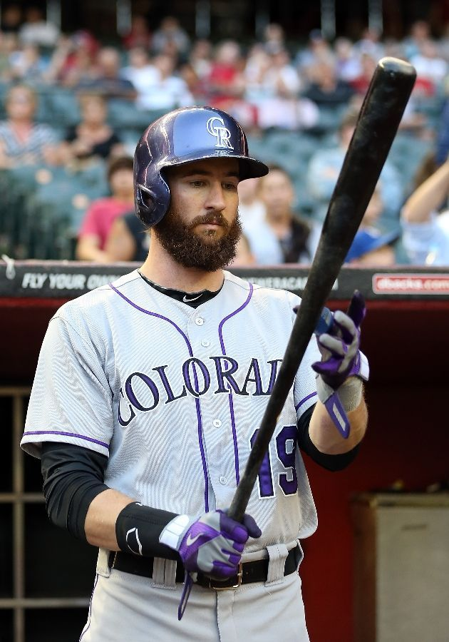Charlie Blackmon, Colorado Rockies